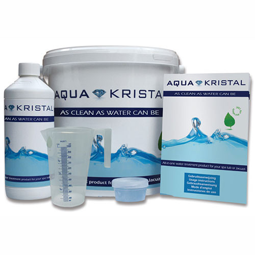 aquakristal startpakket wateronderhoud