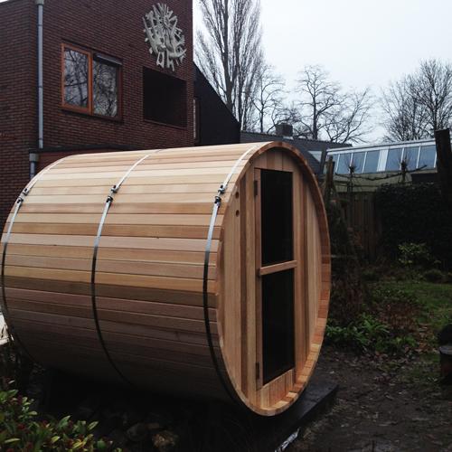 barrel sauna 14