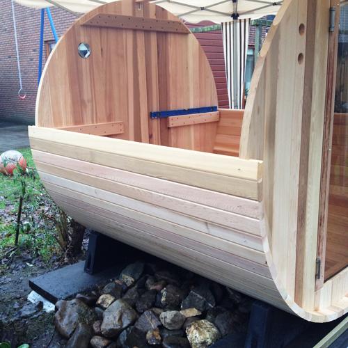 barrel sauna 5