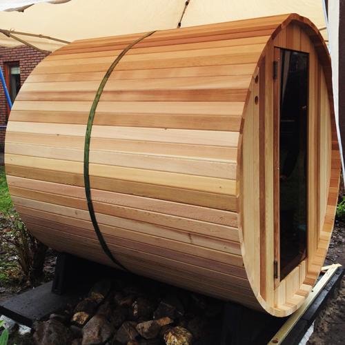 barrel sauna 9