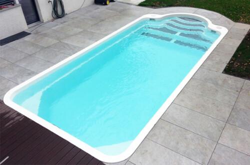 polyester zwembad garda 950