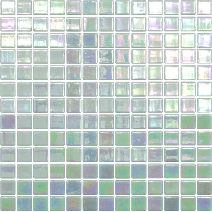 mozaiek kleur pearl white