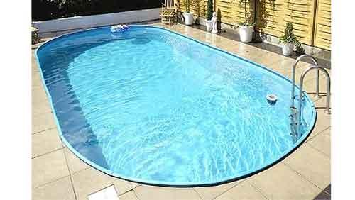 ovaal opzet zwembaden
