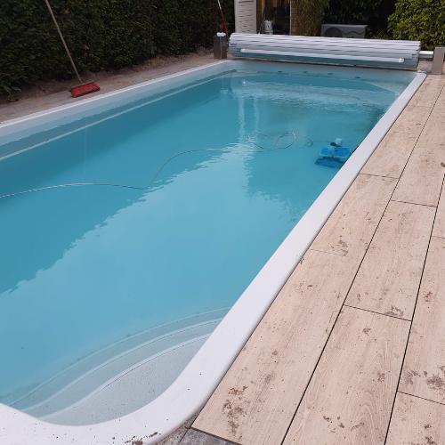 zwembad 7,5 x 3,5 meter
