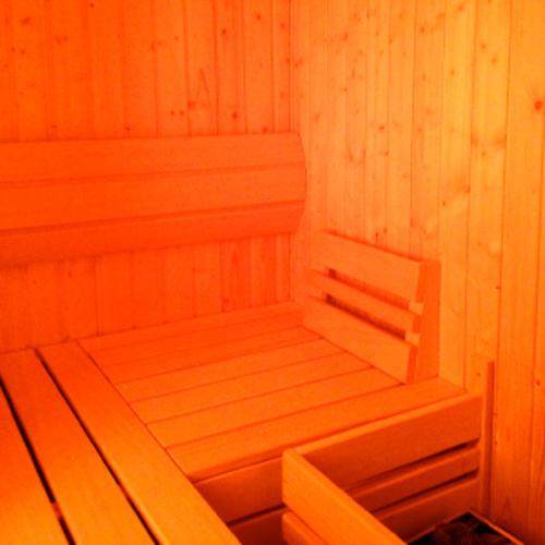 project maatwerk sauna met infraroodstraler hoevelaken 1