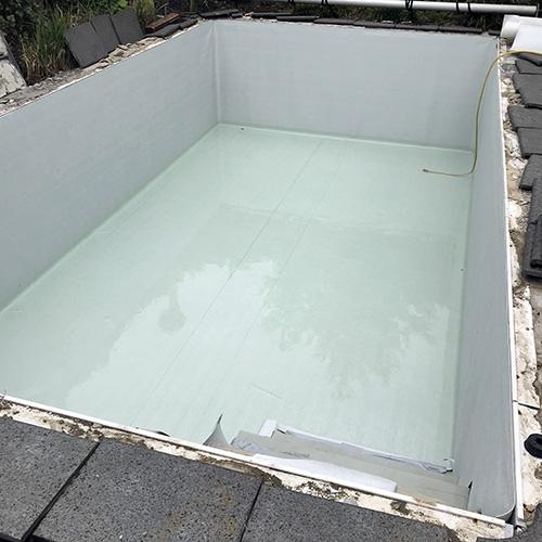 renovatie foliezwembad