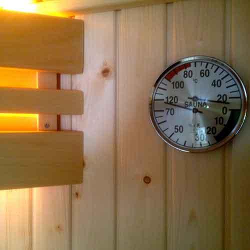 sauna-temperatuurmeter
