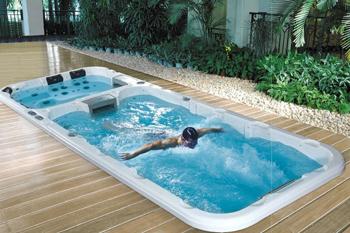 swimspa Aquatic 3 actie