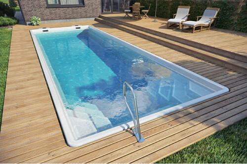 Polyester zwembad wanaka 850
