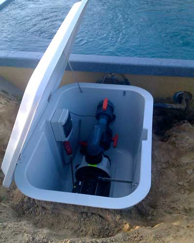jetstream roes zwembaden