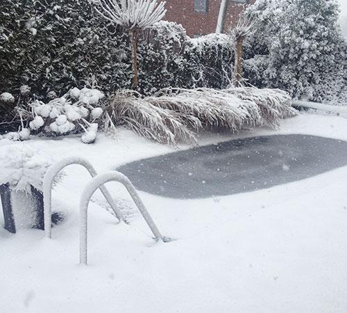 zwembad winterklaar maken