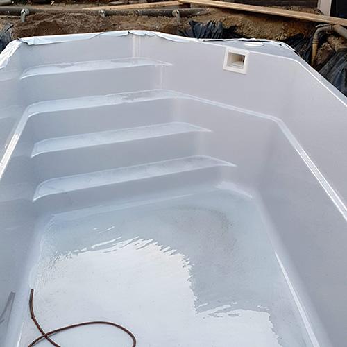 project zwembad TOBA 6 x 3 x 1,5 meter