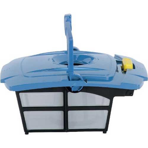 zwembadrobot-filteropvangbak